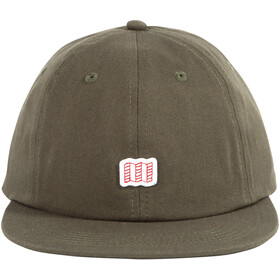Topo Designs Mini Map Gorra, olive